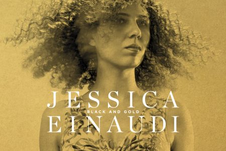 BLACK AND GOLD by Jessica Einaudi