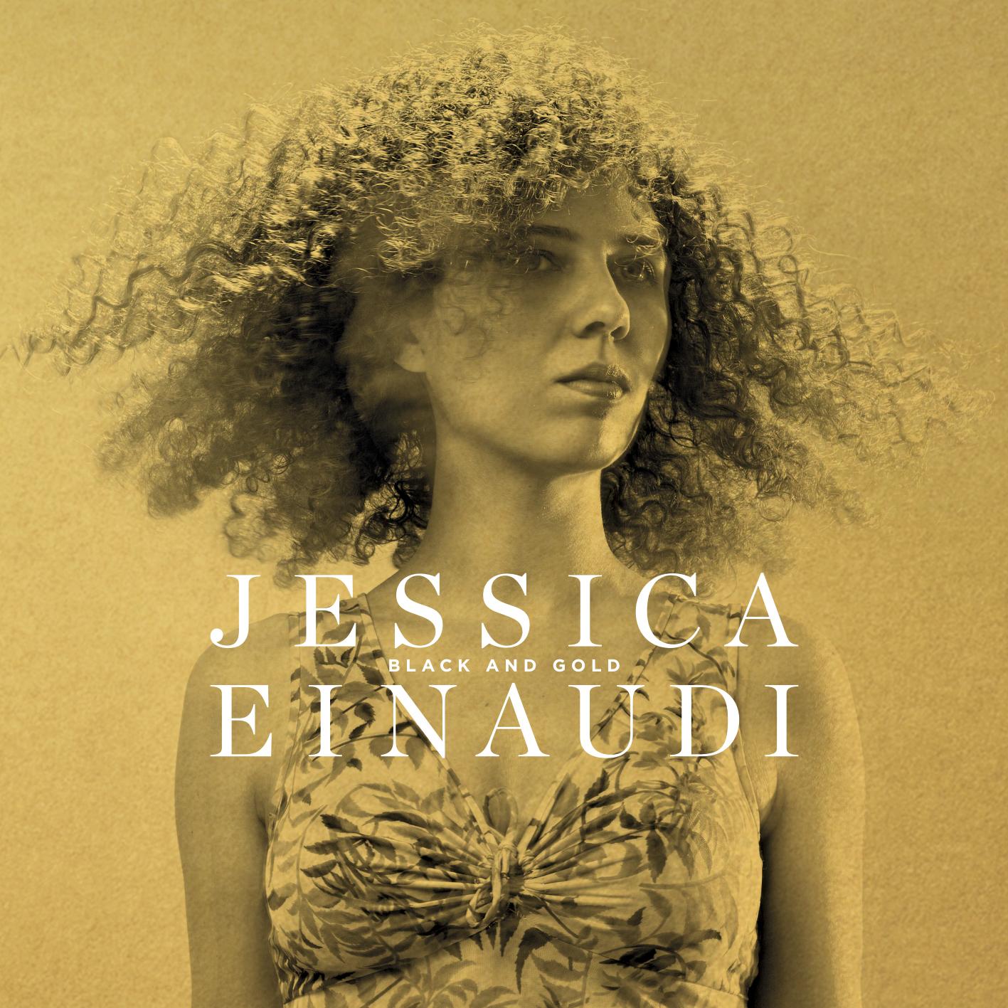 BLACK AND GOLD by Jessica Einaudi